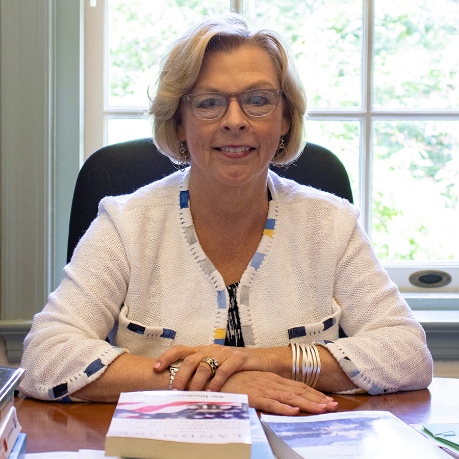 Professor of Practice, Marci Hamilton
